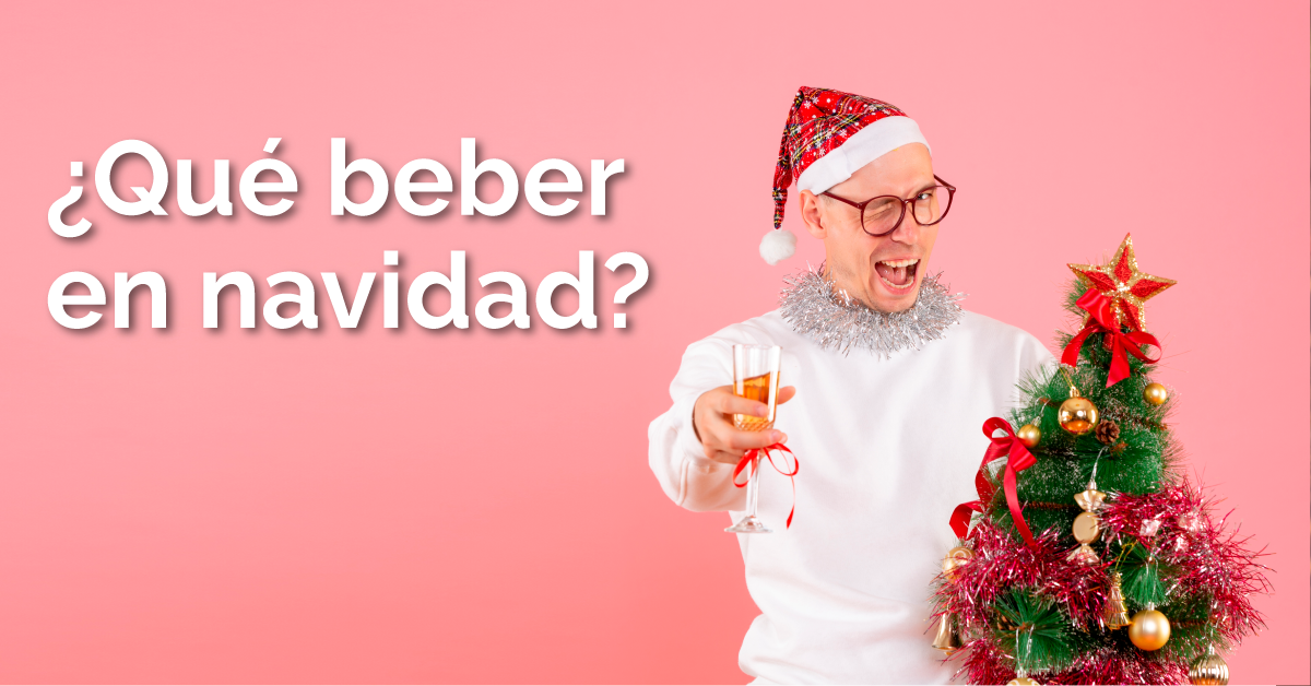 ¿Qué beber en navidad para bajar de peso?