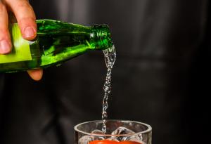 Bebidas para navidad y para bajar de peso